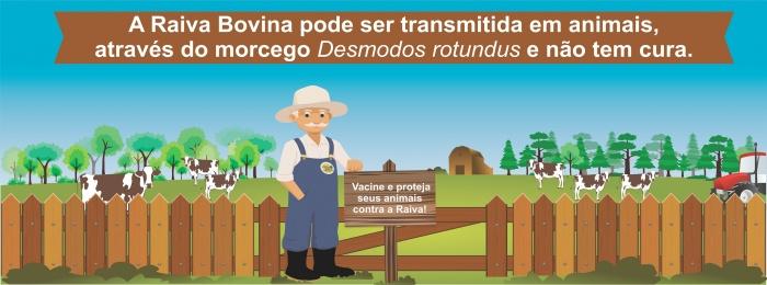 Banner_Vacina Contra a Raiva