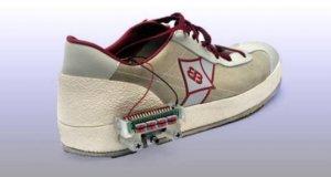 68071e98635 Cientistas criam tênis que gera energia com caminhada Casa do ...