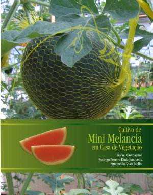Cultivo de Mini Melancia em Casa de Vegetação - Casa do Produtor Rural/ESALQ/USP