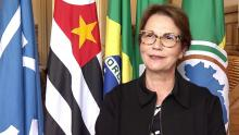 Esalq Notícias 248/2020 - Ministra Tereza Cristina na Esalq